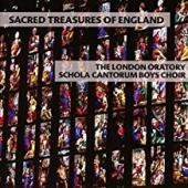 Album artwork for SACRED TREASURES OF ENGLAND