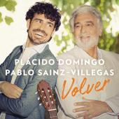 Album artwork for Volver / Placido Domingo, Pablo Sainz-Villegas