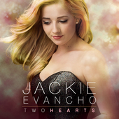 Album artwork for TWO HEARTS / Jackie Evancho