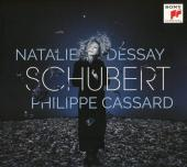 Album artwork for Schubert: Lieder / Natalie Dessay