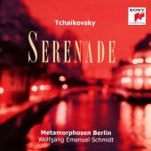 Album artwork for Tchaikovsky: Serenade / Metamorphosen Berlin