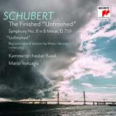 Album artwork for Schubert: Unfinished Symphony (Reconstructed - Ven