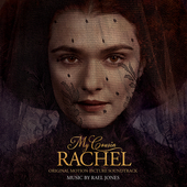 Album artwork for MY COUSIN RACHEL (SOUNDTRACK)