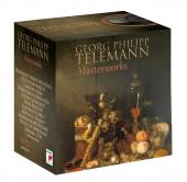 Album artwork for Telemann Masterworks 30 CD set