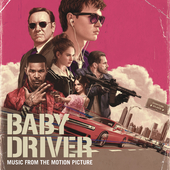 Album artwork for BABY DRIVER (LP)