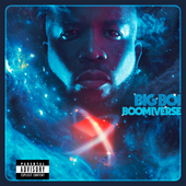 Album artwork for BOOMIVERSE (LP)