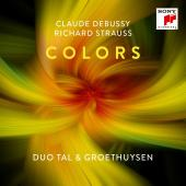 Album artwork for Colors - Piano Duo Tal & Groethuysen