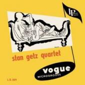 Album artwork for Stan Getz Quartet