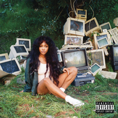 Album artwork for CTRL