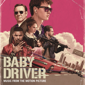 Album artwork for BABY DRIVER