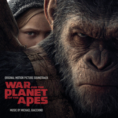 Album artwork for WAR FOR PLANET OF THE APES