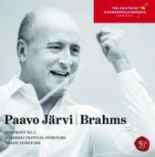 Album artwork for Brahms: Symphony No. 2