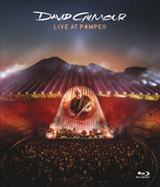 Album artwork for LIVE AT POMPEII / David Gilmour