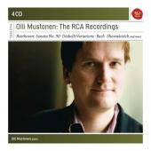 Album artwork for Olli Mustonen: The RCA Recordings