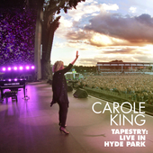 Album artwork for TAPESTRY: LIVE HYDE PARK / Carole King