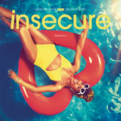 Album artwork for INSECURE: SEASON 2 (LP)