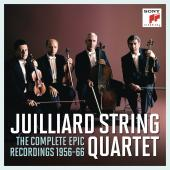 Album artwork for Julliard String Quartet - Complete Epic Recordings