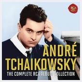 Album artwork for Andre Tchaikowsky - Complete RCA Collection (4CD)