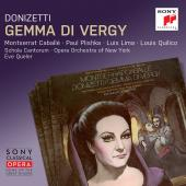 Album artwork for Donizetti: GEMMA DI VERGY