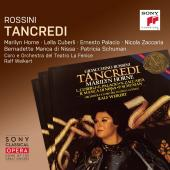 Album artwork for Rossini: TANCREDI / Horne, Cuberli