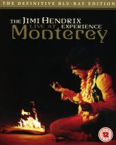 Album artwork for The Jimi Hendrix Experience - Live at Monteray
