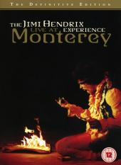 Album artwork for The Jimi Hendrix Experience - Live at Monterey DVD
