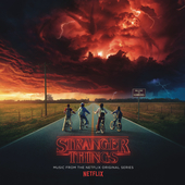 Album artwork for STRANGER THINGS (LP)