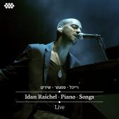 Album artwork for Piano - Songs - Live / Idan Raichel