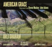 Album artwork for American Grace - Piano Music of Mackey & Adams