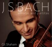 Album artwork for J.S. Bach: Sonatas & Partitas / Shaham