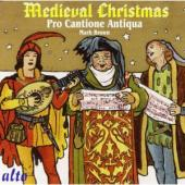 Album artwork for PRO CANTIONE ANTIQUA: MEDIEVAL CHRISTMAS