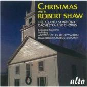 Album artwork for CHRISTMAS WITH ROBERT SHAW
