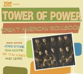 Album artwork for Tower of Power - The Great American Soulbook