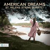 Album artwork for American Dreams / St. Helens String Quartet