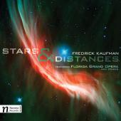 Album artwork for Fredrick Kaufman: Stars & Distances