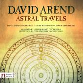 Album artwork for David Arend: Astral Travels