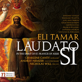 Album artwork for Tamar: Laudato Si - In the Spirit of St. Francis o
