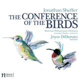 Album artwork for Jonathan Sheffer: The Conference of the Birds
