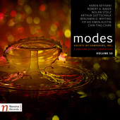 Album artwork for Modes: Society of Composers, Inc., Vol. 30