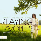 Album artwork for Playing Favorites