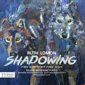 Album artwork for Ruth Lomon: Shadowing