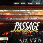 Album artwork for Passage: Contemporary Works for Orchestra