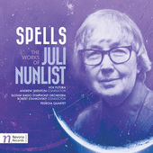 Album artwork for Spells: Works of Juli Nunlist
