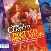 Album artwork for Triptych Revelation