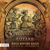 Album artwork for Back Before Bach: Musical Journeys