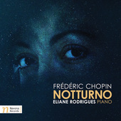 Album artwork for Chopin: NOTTURNO / Rodrigues