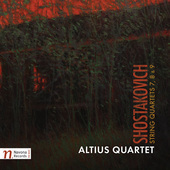 Album artwork for Shostakovich: String Quartets Nos. 7, 8 & 9