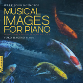 Album artwork for Musical Images for Piano: Reflections & Recollecti