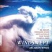 Album artwork for WINDSWEPT: MODERN CHAMBER MUSIC FOR WINDS