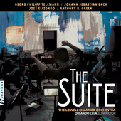 Album artwork for Lowell Chamber Orchestra: The Suite